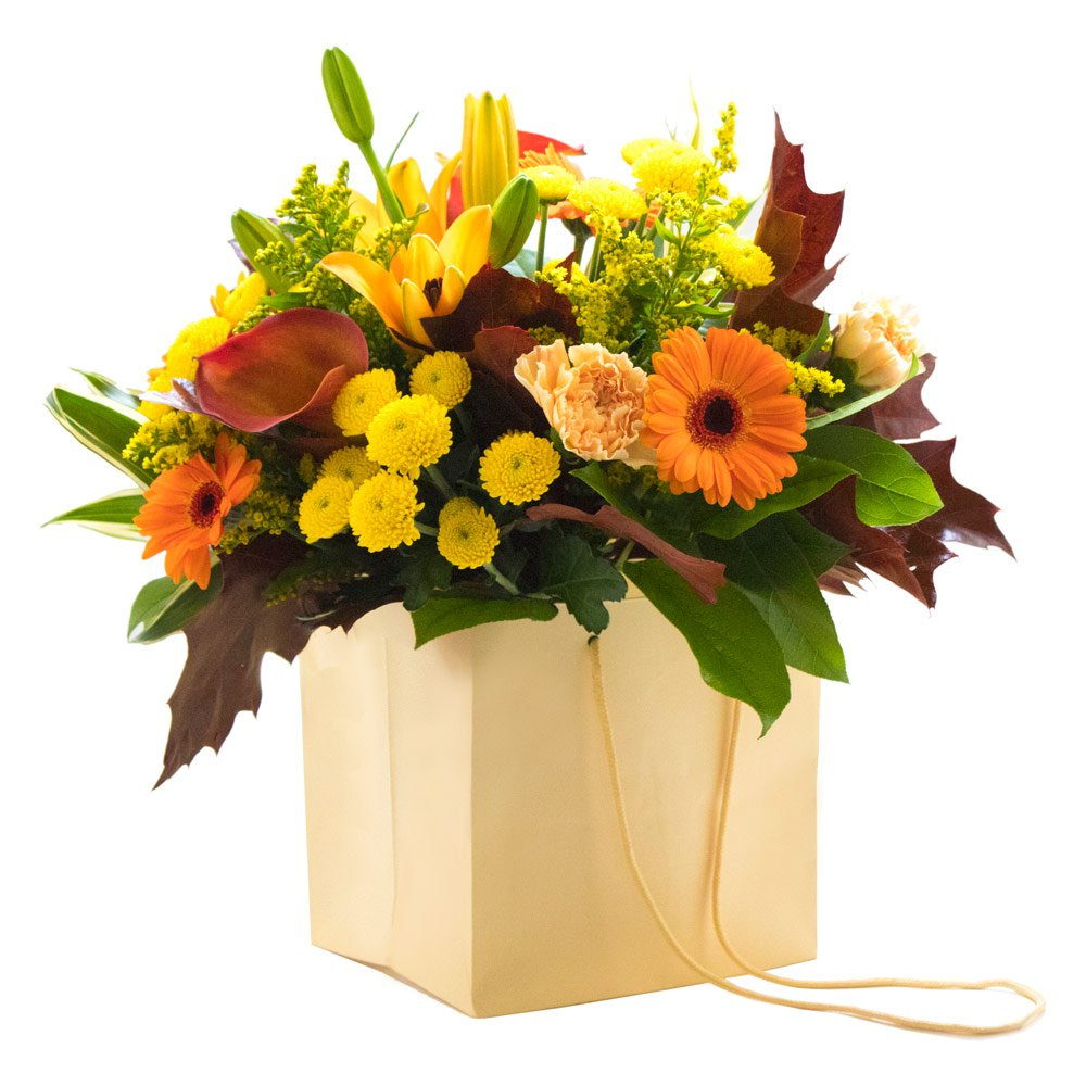 The Fall Bouquet Vip Flower Boutique